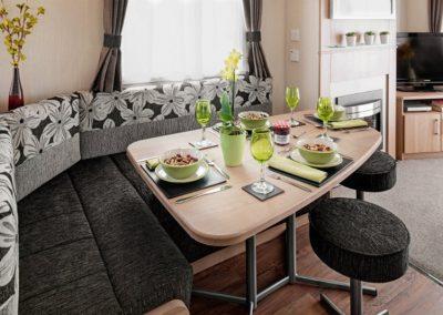 Sapphire Plus Dining Area