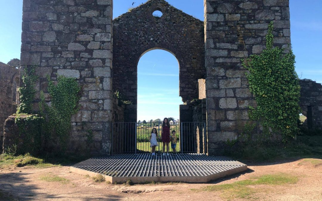 Cycling and Walking in Cornwall – The Great Flat Lode